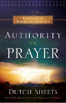 Picture of AUTHORITY IN PRAYER