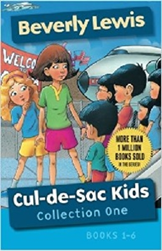 Picture of Cul De Sac Kids Collection One Bk1-6