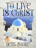 Picture of To Live Is Christ Workbook