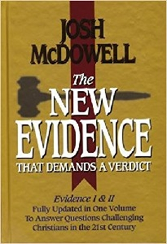 Picture of New Evidence That Demands A Verdict