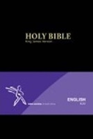 Picture of KJV BIBLE STANDARD BLACK H/B