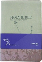 Picture of NIV BIBLE BEIGE LIGHT INDEX FLEXI