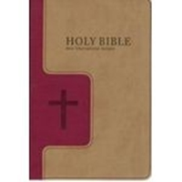 Picture of NIV BIBLE FLEXCOVER MAR/BEIGE