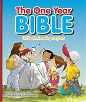 Picture of ONE YEAR BIBLE 365 STORIES AND PRAYERS