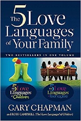 Picture of 5 Love Languages Of Your Family