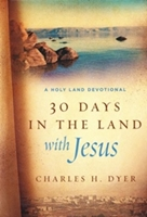 Picture of 30 Days In The Land With Jesus