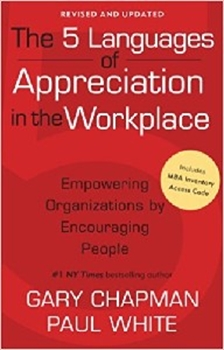 Picture of 5 LANGUAGES OF APPRECIATION IN WORKPLACE