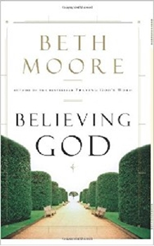 Picture of BELIEVING GOD HARD COVER