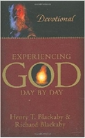 Picture of Experiencing God Day By Day Devotional