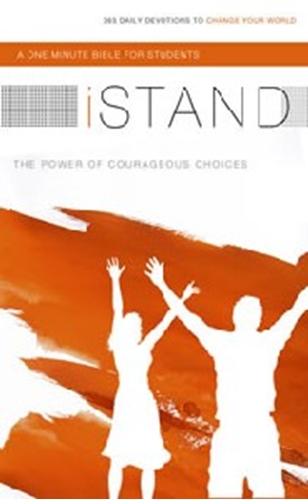 Picture of iStand One Minute Bible for Students