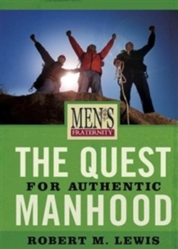 Picture of The Quest For Authentic Manhood Workbook