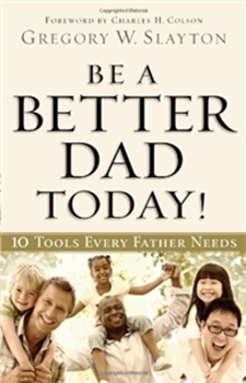 Picture of BE A BETTER DAD TODAY