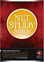 Picture of NLT Study Bible Hardcover