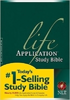 Picture of NLT Life Application Study Bible Hardcover