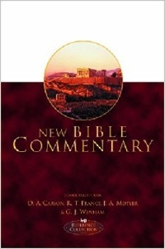 Picture of NEW BIBLE COMMENTARY 21ST