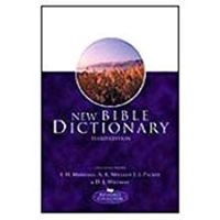 Picture of New Bible Dictionary