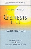 Picture of Message of Genesis 1-11 (BST)