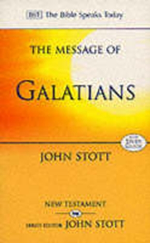 Picture of Message of Galatians (BST)