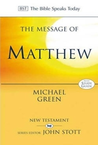 Picture of Message of Matthew (BST)