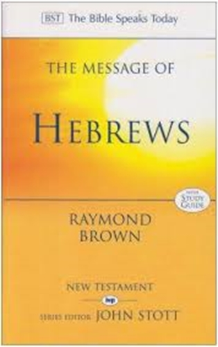 Picture of Message of Hebrews (BST)