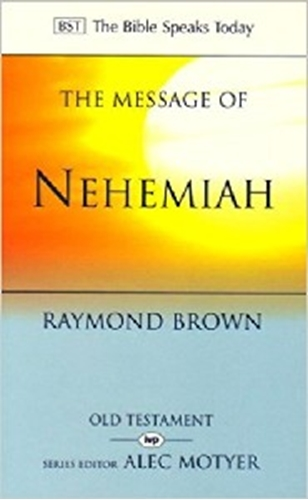 Picture of Message of Nehemiah (BST)