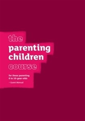 Picture of The Parenting Childrens Course Guest  Manual