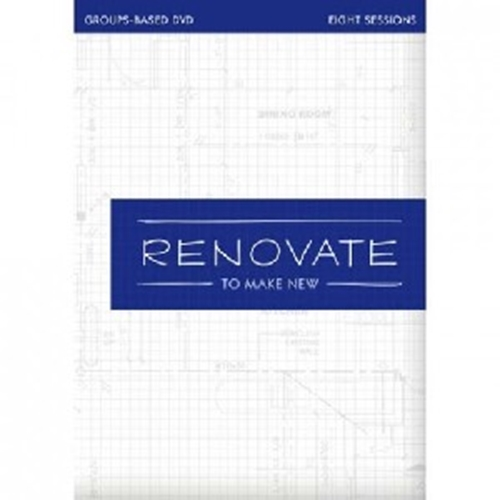 Picture of Renovate DVD Study