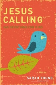 Picture of JESUS CALLING 365 DEVOTIONS FOR KIDS H/COVER