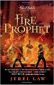 Picture of SON OF ANGELS SERIES #2 FIRE PROPHET