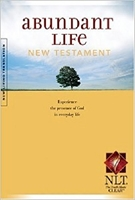 Picture of NLT ABUNDANT LIFE N/TESTAMENT