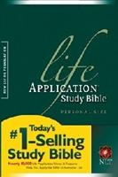 Picture of Nlt Life Application Study Bible Personal Size