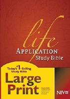 Picture of NIV Life Application Study Bible Large Print
