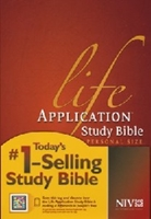 Picture of NIV LASB PERSONAL SIZE S/C BIBLE
