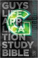 Picture of NLT GUYS LIFE APPLICATION STUDY BIBLE S/C