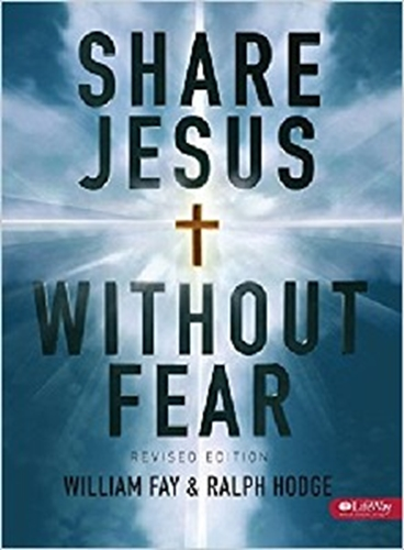 Picture of Share Jesus Without Fear Workbook