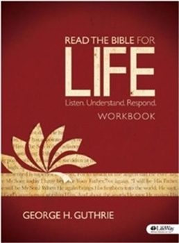 Picture of Read The Bible For Life Workbook