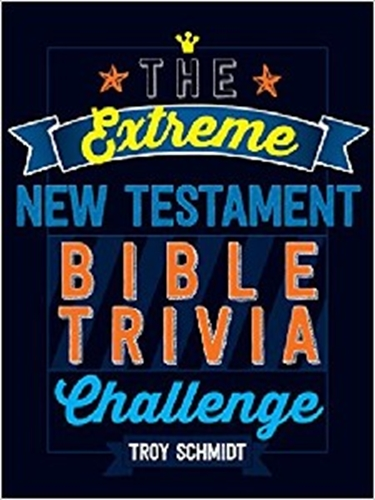 Picture of Extreme New Testament Bible Trivia Challenge