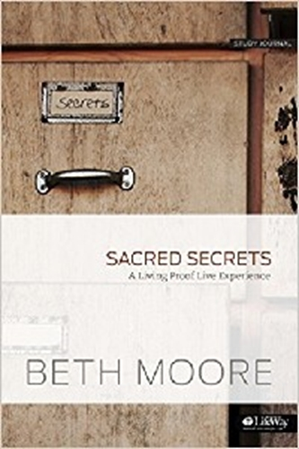 Picture of Sacred Secrets Workbook