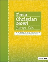 Picture of I'm A Christian Now Younger Kids Activity Book