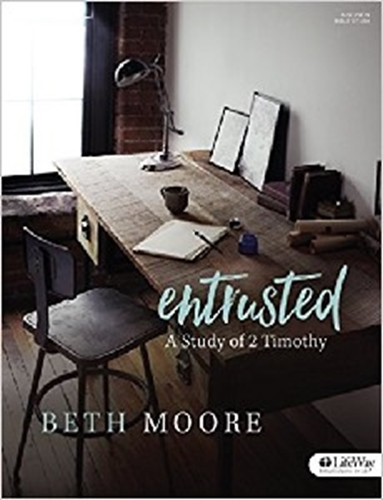 Picture of Entrusted Workbook