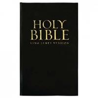 Picture of KJV BIBLE STANDARD BLACK