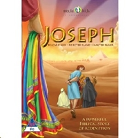 Picture of Joseph Beloved Son Rejected Slave Dvd