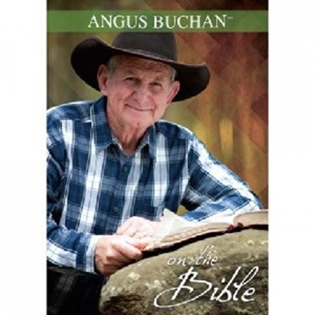 Picture of ANGUS BUCHAN ON THE BIBLE DVD