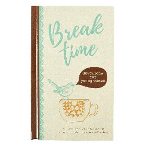 Picture of Break Time Devotions for Young Women