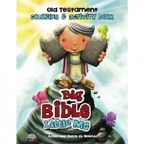 Picture of Big Bible Little Me Old Testament Colouring & Acti