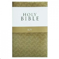 Picture of KJV Bible Gift Edition Gold Paperback