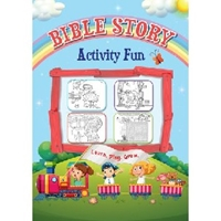 Picture of Bible Story Activity Fun