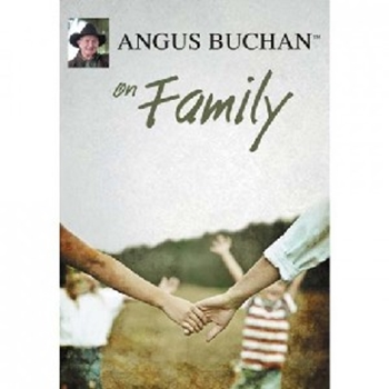Picture of ANGUS BUCHAN ON FAMILY DVD