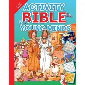 Picture of ACTIVITY BIBLE FOR YOUNG MINDS