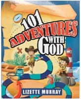 Picture of 101 Adventures With God